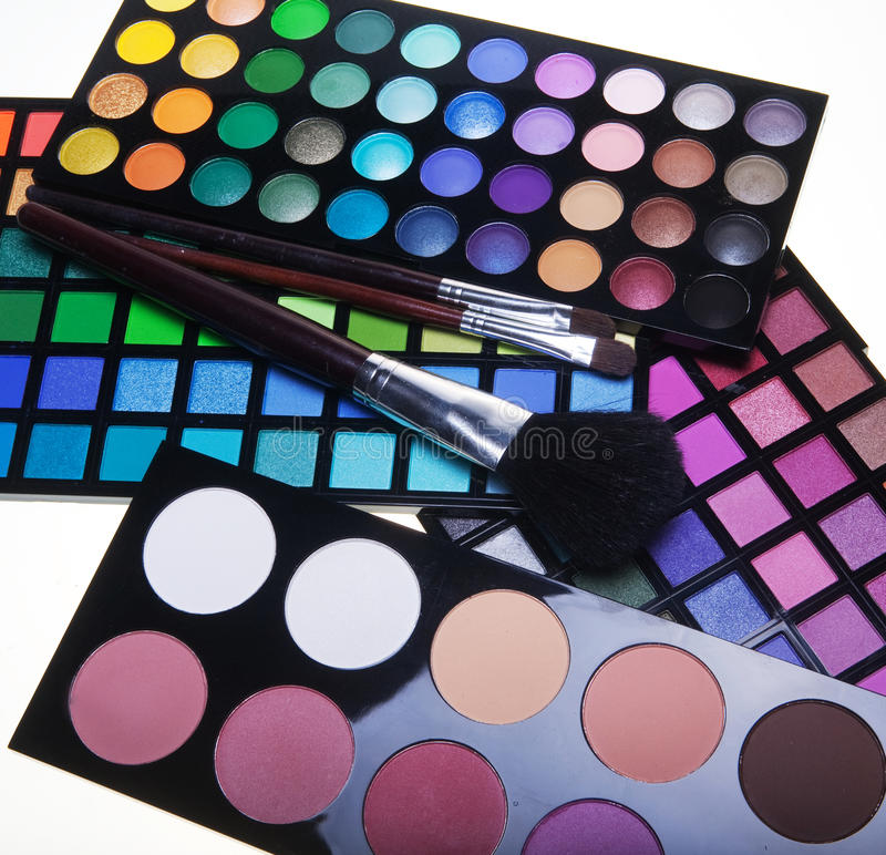Download Make-up Collection Stock Photos - Image: 16154873