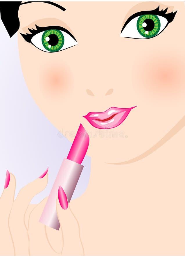 Free Make-up Girl Royalty Free Stock Photo - 13829645