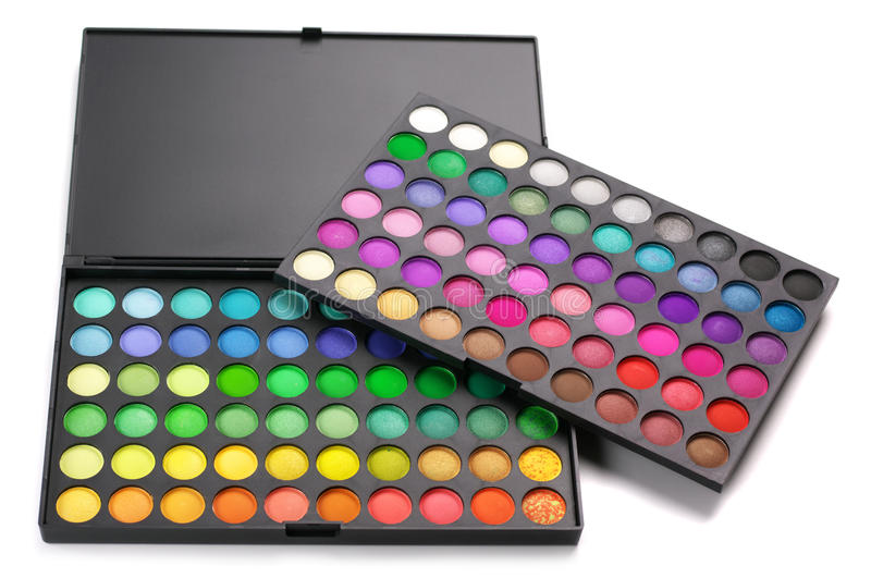 Download Make-up Palette Stock Photography - Image: 19136462