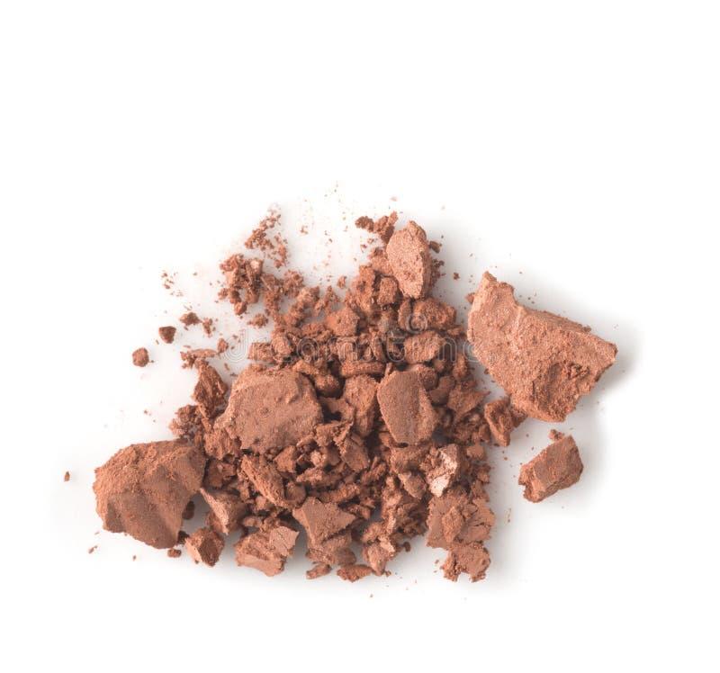 Make up samples stock photos