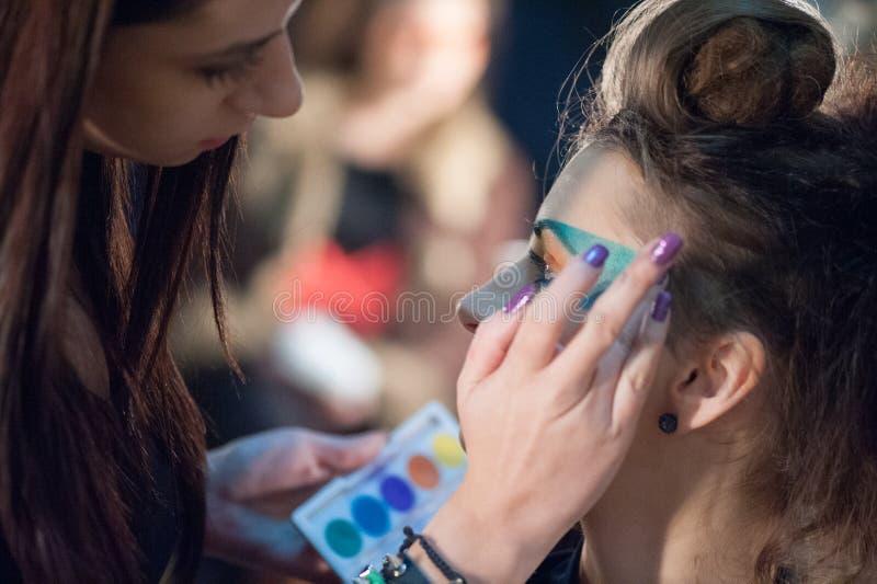 Download Make up session editorial image. Image of elegance, adult - 39524085