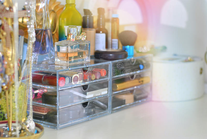 Download Make Up Storage Royalty Free Stock Photography - Image: 24623867