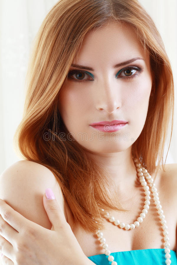 Download Make-up woman stock image. Image of female, healthy, luxury - 31419453