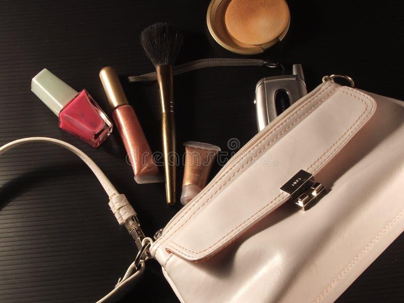 Make-up02 imagens de stock