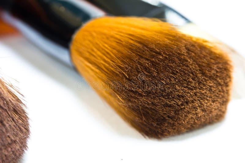 Make-upcollage stockfotos