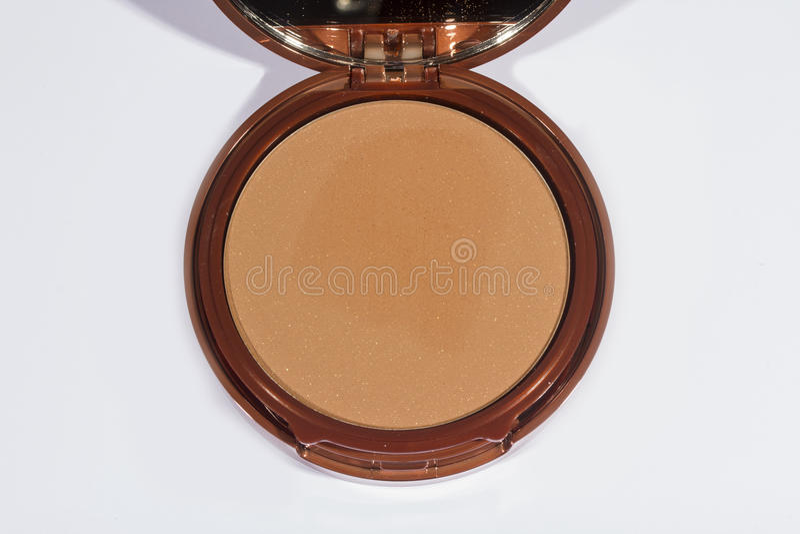 Make-upkasten lizenzfreie stockfotografie