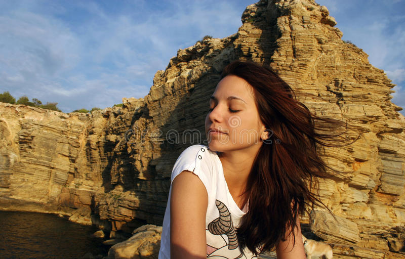 Download Make A Wish stock photo. Image of mediterranean, vacation - 19028584