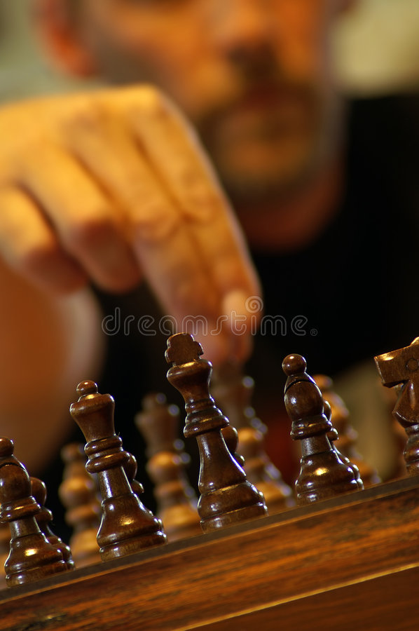 Download Make Your Move stock image. Image of move, challenge, male - 1740409