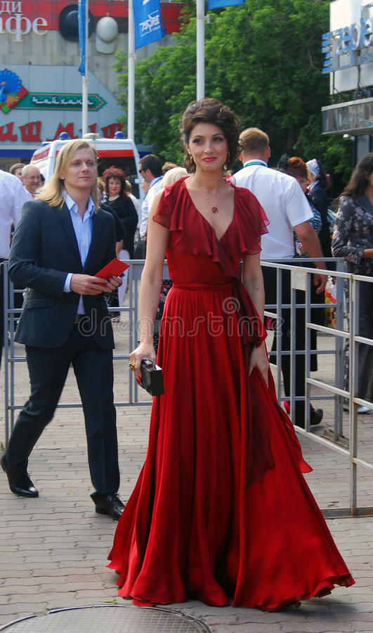 Download Makeeva At Moscow International Film Festival Editorial Image - Image: 25514220