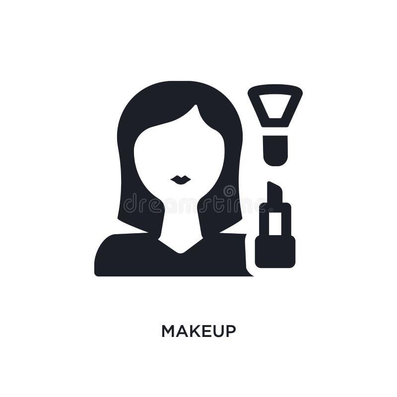 makeup απομονωμένο εικονίδιο απλή απεικόνιση στοιχείων από τα εικονίδια έννοιας ιματισμού γυναικών makeup editable σχέδιο συμβόλω απεικόνιση αποθεμάτων