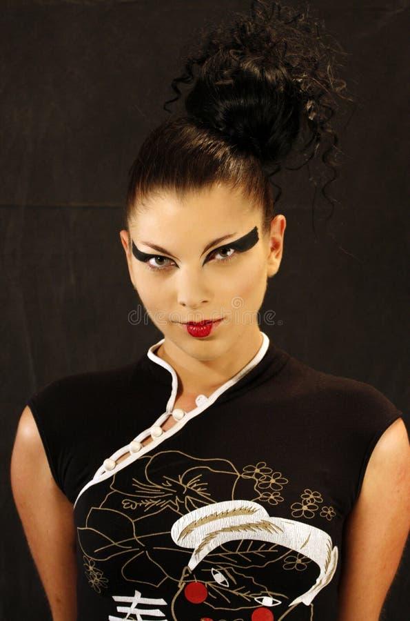 makeup obrazy royalty free