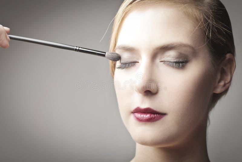 Download Makeup stock image. Image of look, beauty, model, closeup - 23930175