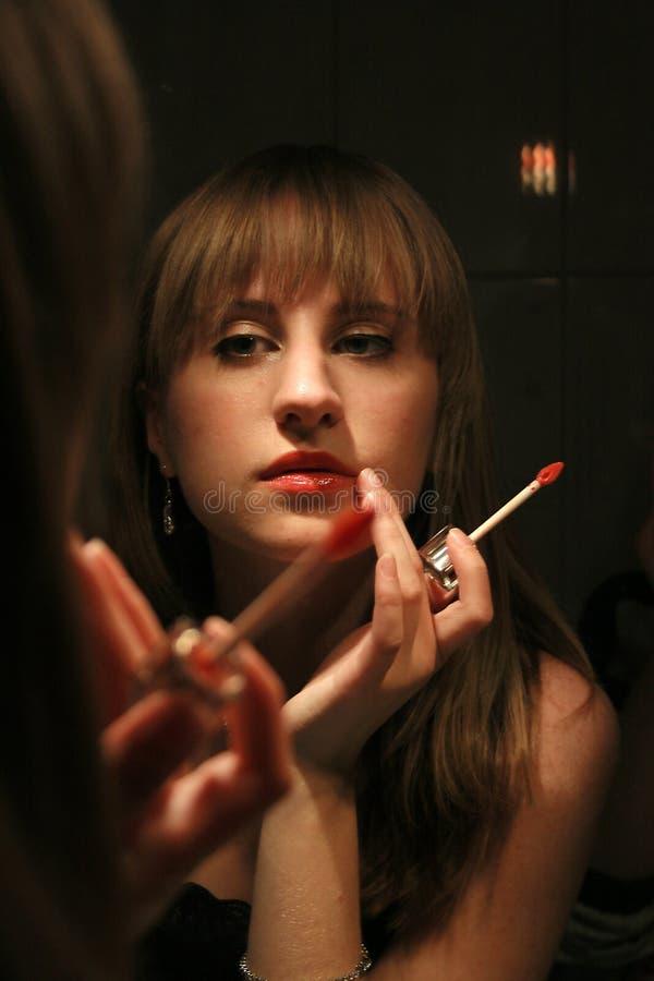 makeup στοκ εικόνα