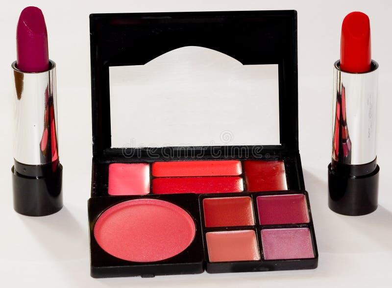 Download Makeup arkivfoto. Bild av kvinna, kanter, över, produkt - 279006