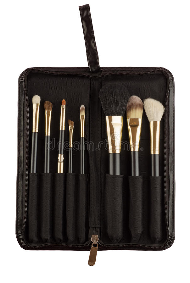 Makeup artist brush kit