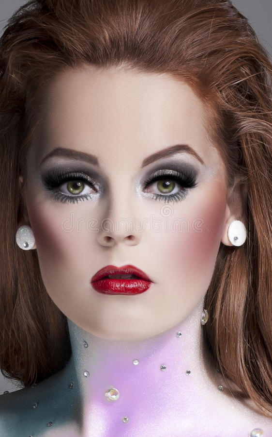 Free Makeup Artistry Ii Royalty Free Stock Image - 29722376