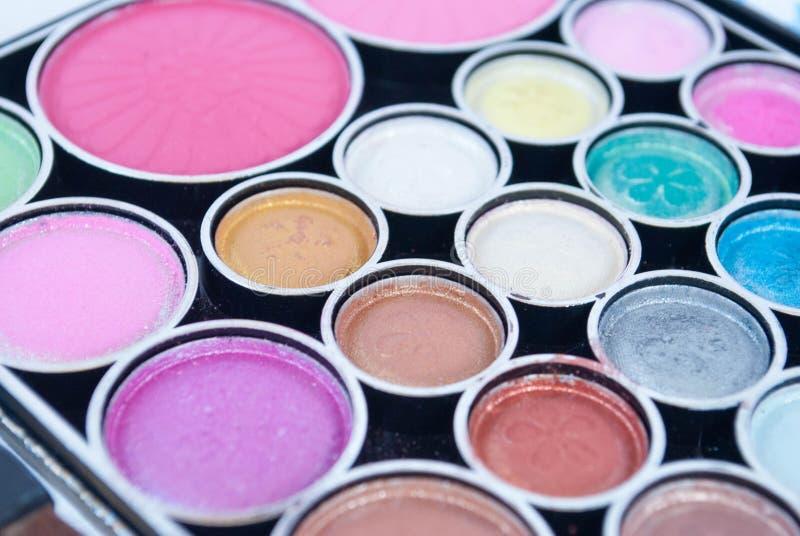 Download Makeup brushes stock image. Image of up, make, cosmetics - 26763779