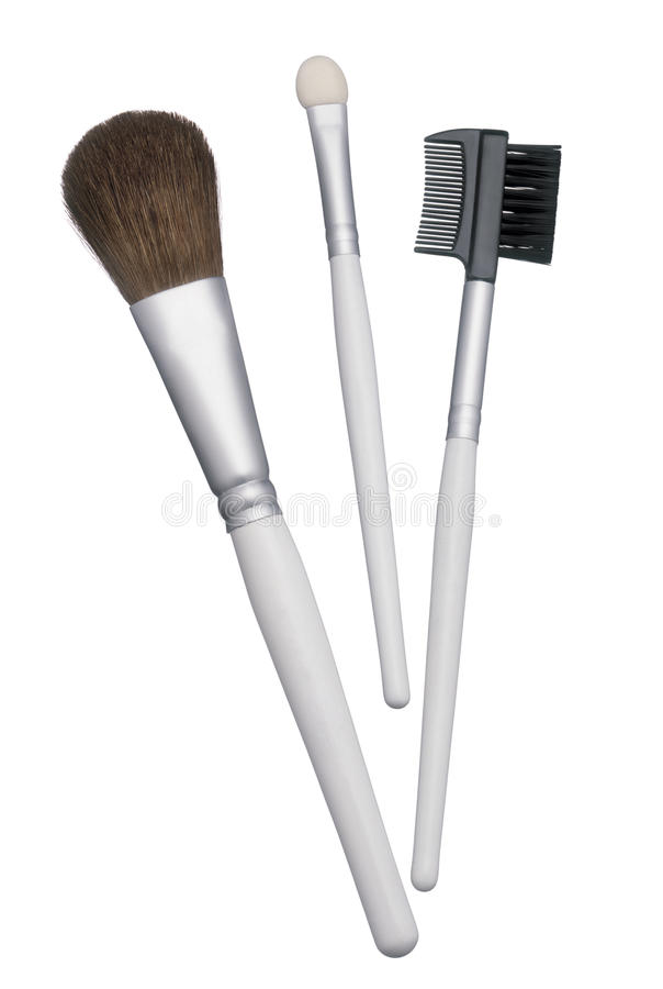 Download Makeup brushes stock photo. Image of accessory, mask - 28692002
