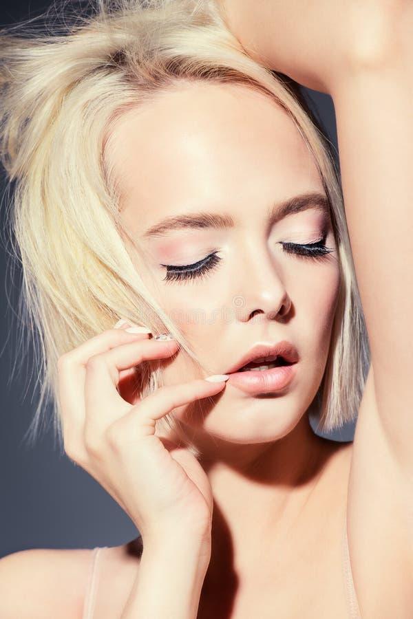 Makeup and cosmetics stock photography