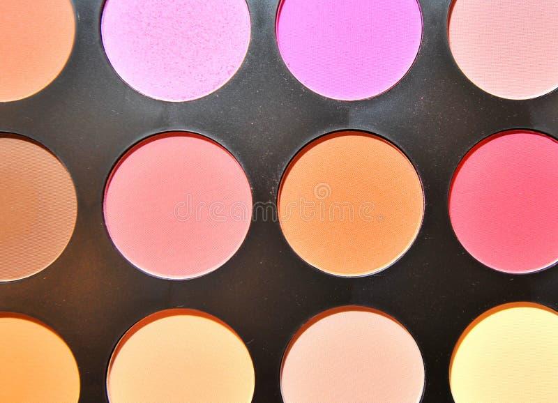 Makeup kit detail royalty free stock image