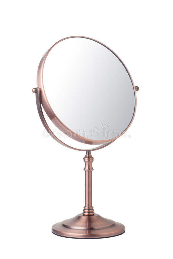 makeup mirror royalty free stock image