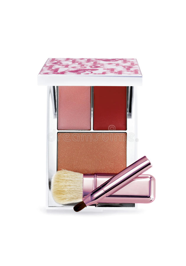 Download Makeup Palette Royalty Free Stock Photo - Image: 10986685