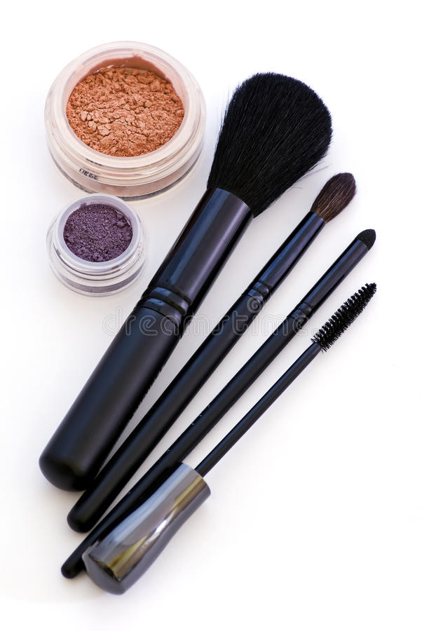 Makeup Products royalty free stock images