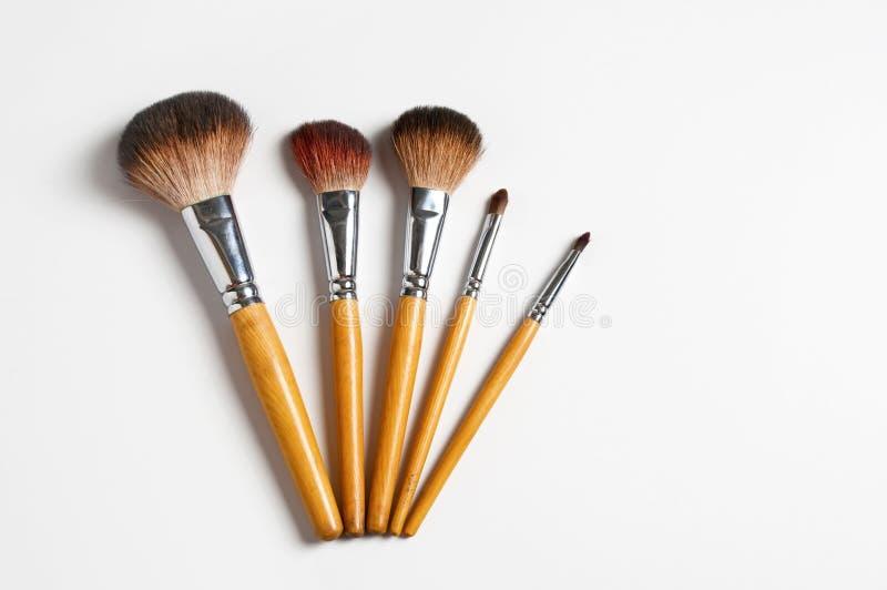 Makeup tools. (make-up artists use stock photos