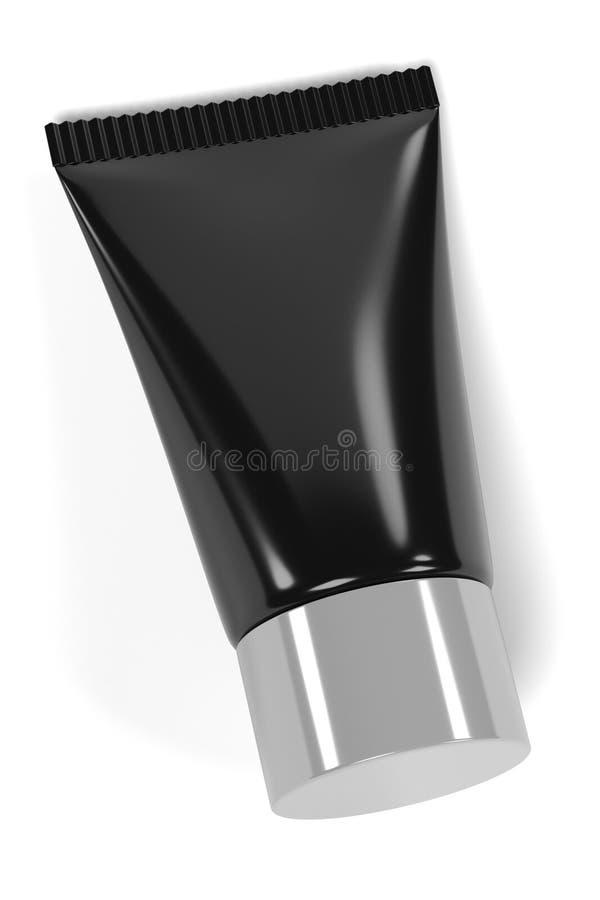 Makeuprör stock illustrationer