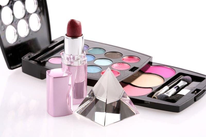 makeupset arkivfoton