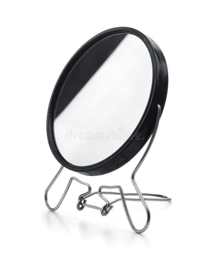Makeupspegel royaltyfria bilder