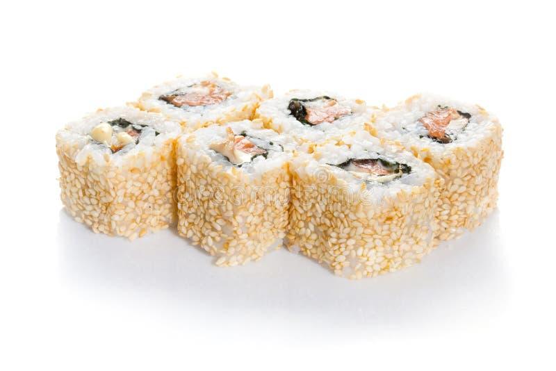 Maki de sushi image stock