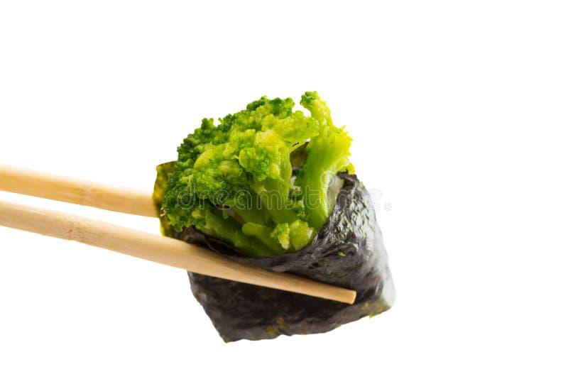 Maki do sushi de Gunkan fotografia de stock royalty free