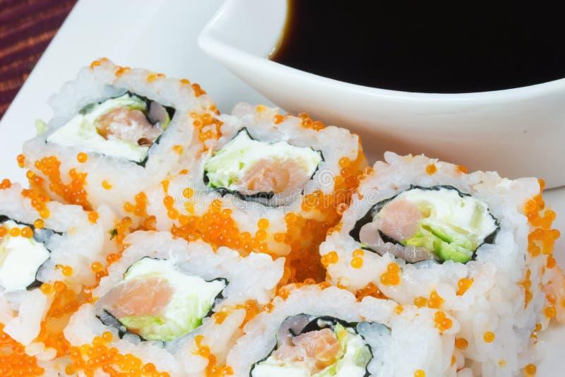 Maki Sush stockbilder