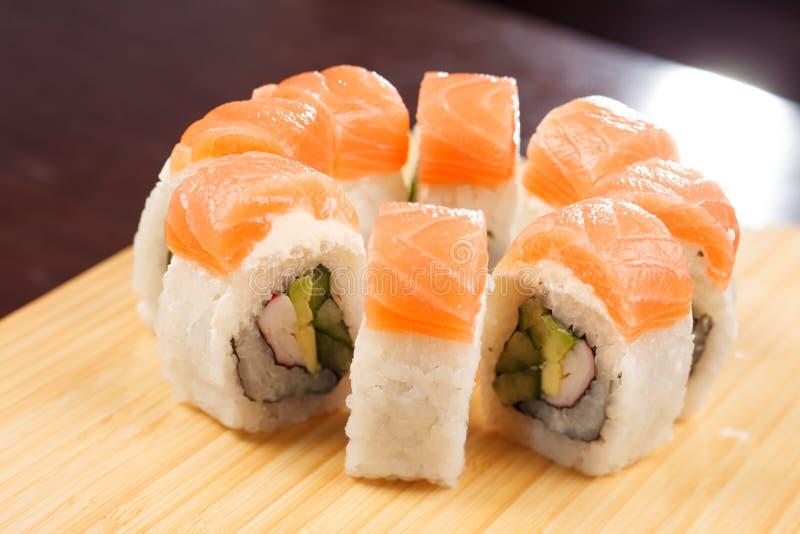 Maki Sushi lizenzfreies stockfoto