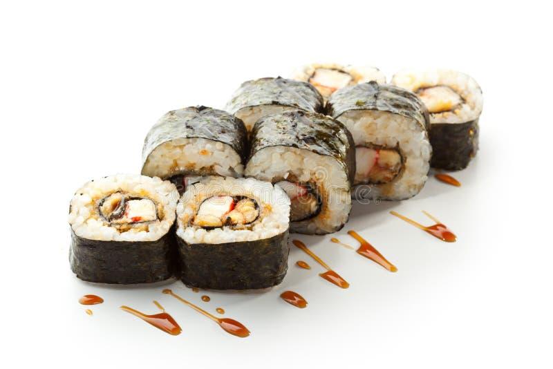 Maki Sushi stockbilder