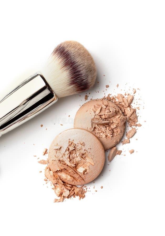 Makijaży kosmetyki zdjęcie stock