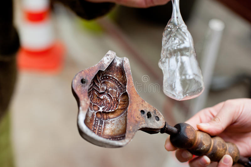 Download Making Christmas Baubles Stock Photos - Image: 26589693