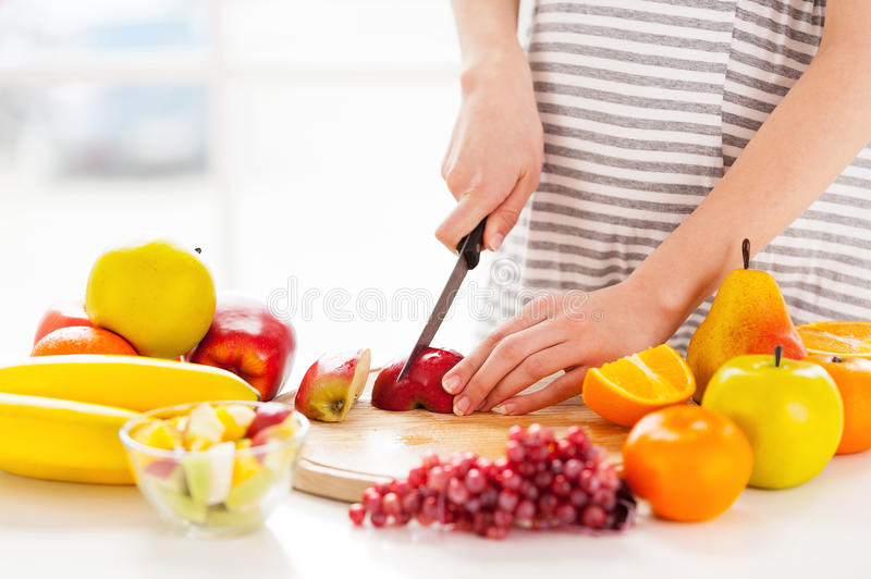 Image result for making a fruit salad