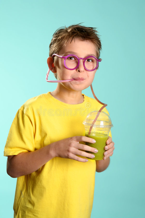 Download Making healthy foods fun stock image. Image of drinking - 2785507