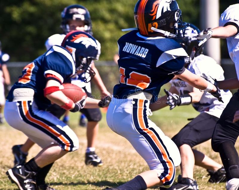 Download Making A Touchdown Youth Football Editorial Photography - Image of ground, football: 11215152