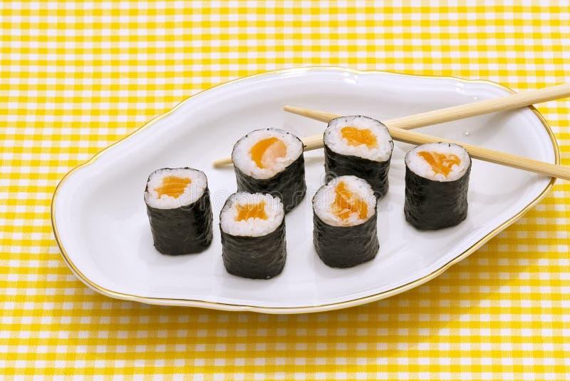 Download Makizushi. Sushi Royalty Free Stock Photos - Image: 26476058