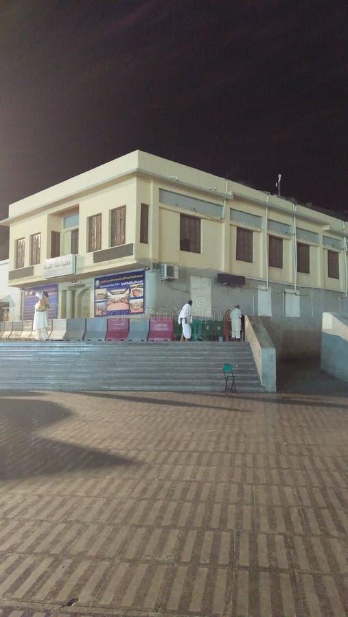 Makkah和Madinah 库存图片