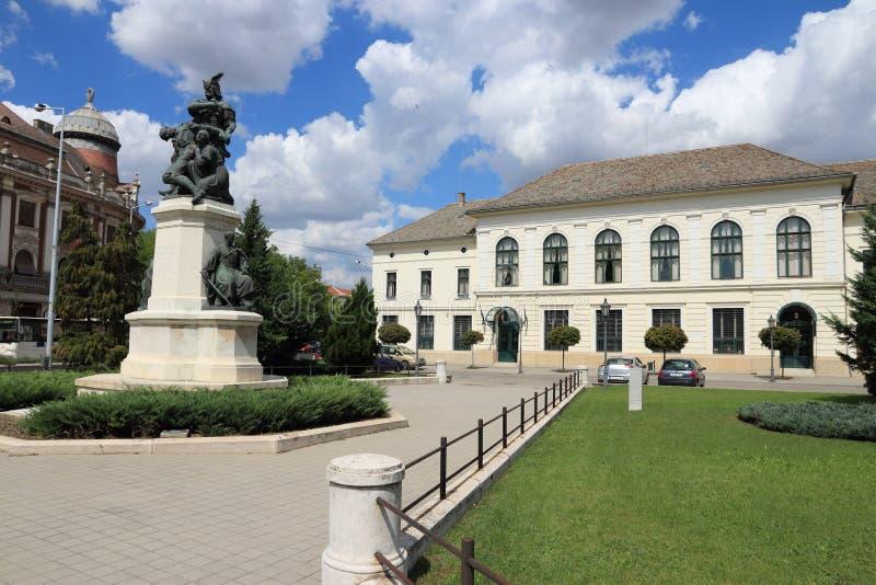 Mako, Ουγγαρία στοκ εικόνα με δικαίωμα ελεύθερης χρήσης