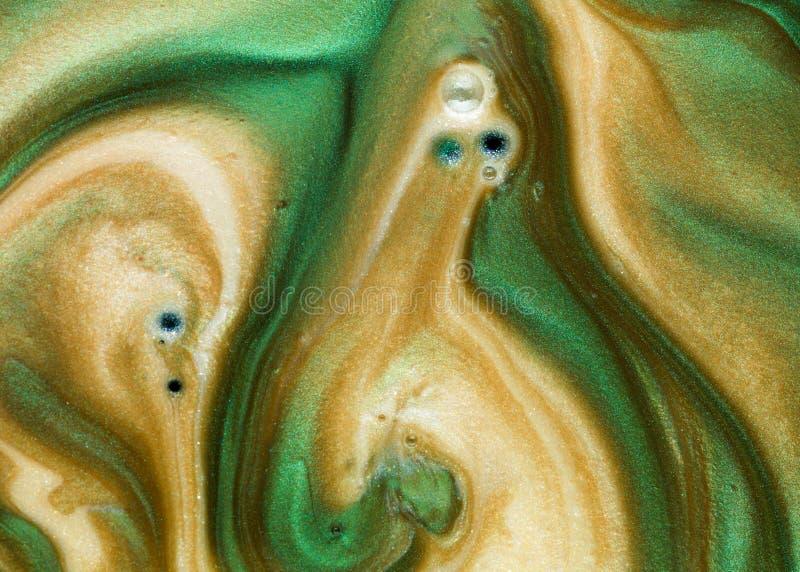 Abstrakt färgrik pearlescent bakgrund royaltyfri foto