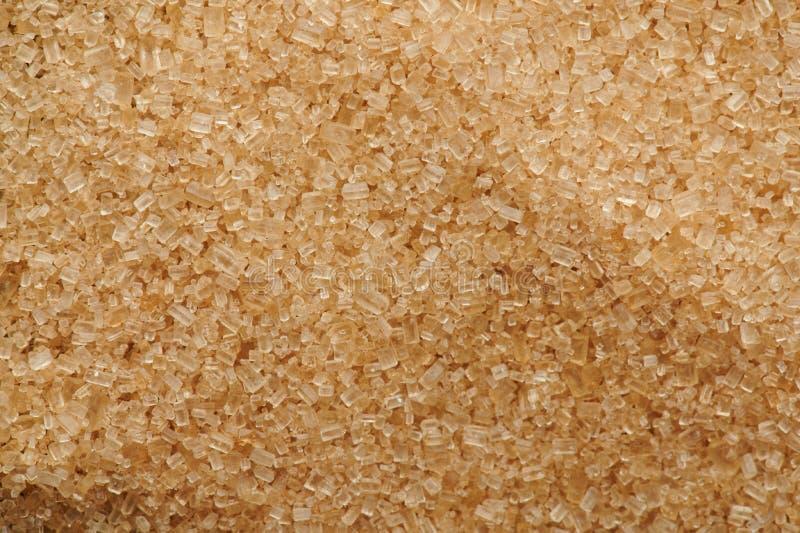 Makro av sockertextur royaltyfria foton