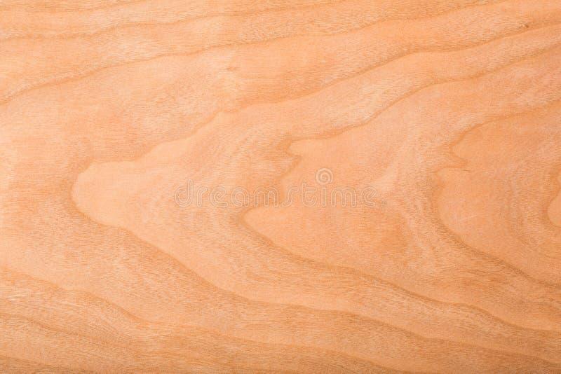 Makro des Furnierholzes lizenzfreies stockbild