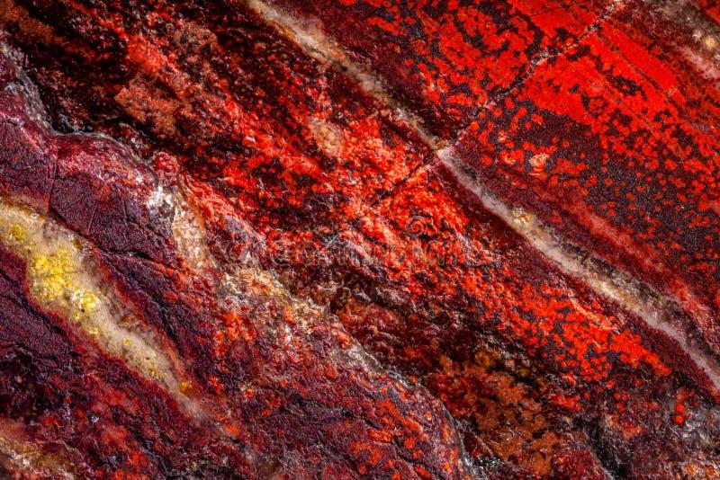 Makro einer Agate-Oberfläche extrahieren lizenzfreie stockfotos