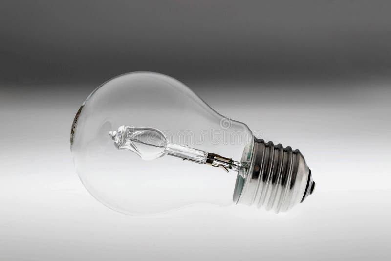 Makro einer Glühlampe lizenzfreies stockbild