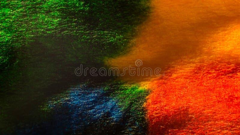 Makro- kolory zdjęcia stock